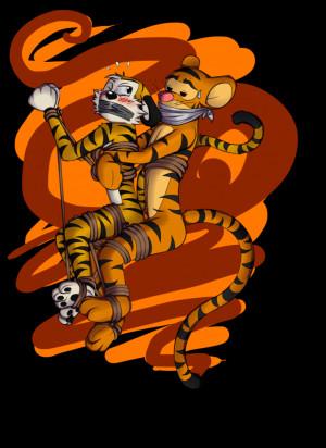 Tigers And Tigger Inlightimagery Deviantart
