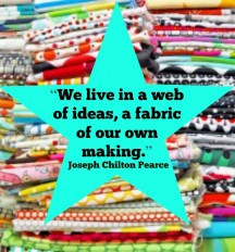 Famous Quotes about Sewing and Quilting