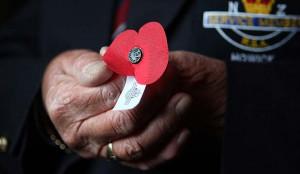 Anzac day's poppy symbol turns 90