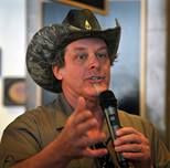 Ted Nugent quote: It should shame enough Americans to be ever vigilant ...