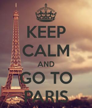 Home Paris-Keep Calm and Go To Paris