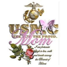 Proud Marine Mom Quotes