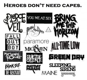 ... Band, Capes, Emo Music Quotes, Emo Band, Fall Out Boy, All Time Low