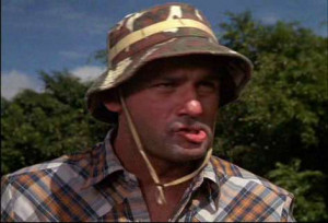 """Bill Murray goes Carl Spackler from """"Caddyshack"""" on Squawk Box ..."""