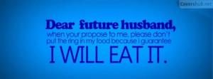 Dear Future Husband Quotes Funny