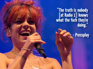 Angela Murkel is a b**ch': Lily Allen's most brutally honest quotes
