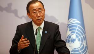 Ban Ki-moon Quote