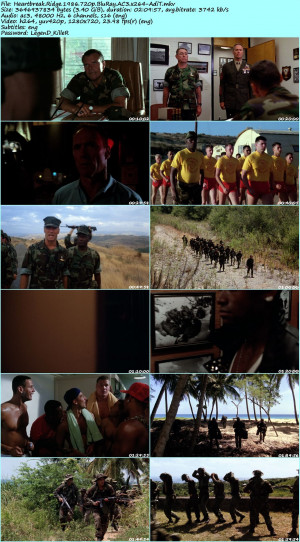Clint Eastwood Quotes Heartbreak Ridge