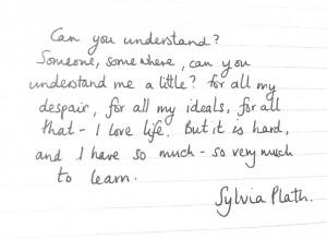 Sylvia Plath Quotes HD Wallpaper 2