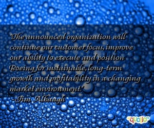 Sustainable Quotes