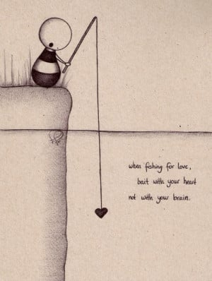 Fishing Quotes Tumblr Love fishing