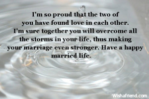 Advance Marriage Wishes Quotes For Friends ~ Wedding Wishes