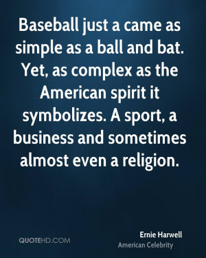 ernie-harwell-ernie-harwell-baseball-just-a-came-as-simple-as-a-ball ...