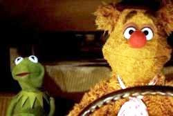 Fozzie Bear and Kermit the Frog, The Great Muppet Caper