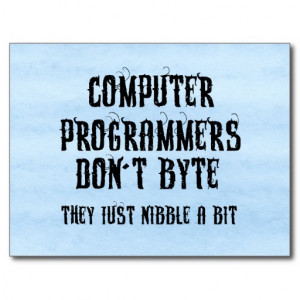Funny Computer Sayings Cards & More