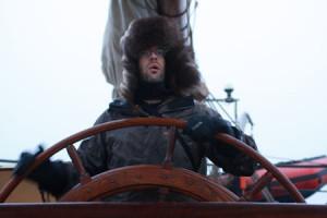 Marcus Brigstocke's Arctic Diary