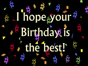 Click here to get myspace Birthday Quotes comment code