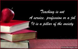 Inspiring Teacher Quotes Meaningful Teachers