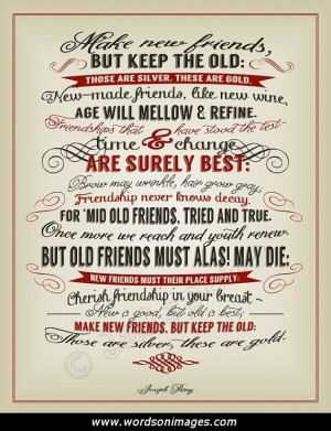Friendship goodbye quotes