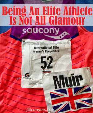 Being An Elite Athlete Is Not All Glamour jillconyers.com #runner @ ...