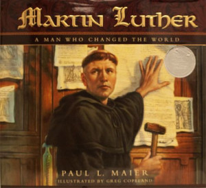 Martin Luther served as a catalyst of the Protestant Reformation in ...