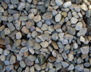 different types of river rocks