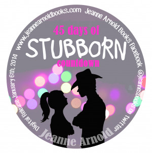 Check back for more updates. I'll be sharing the intro to STUBBORN.