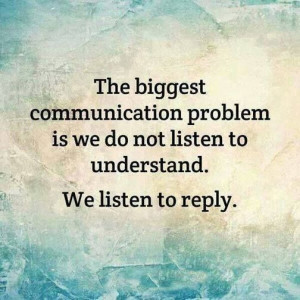 Stephen Covey Quotes On Listening