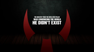 Quotes Devil Wallpaper 1920x1080 Quotes, Devil, The, Usual, Suspect