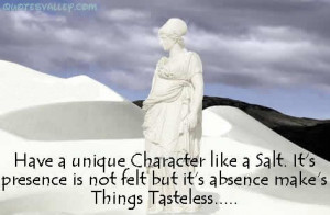Quotes And Sayings About Character