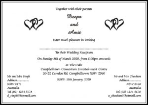 Back > Quotes For > Indian Hindu Wedding Invitation Quotes In English ...