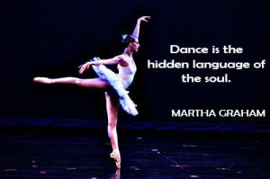 Dancer Quotes
