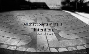 ... Counts In Life Is Intention. Mother's Day Quotes By Maya Angelou
