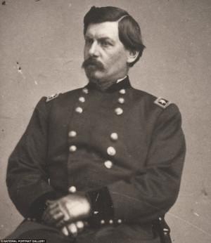 Gettysburg Hero General...