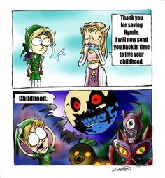 Scumbag Zelda // funny pictures - funny photos - funny images - funny ...