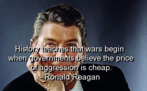 Ronald reagan quotes and sayings government history teachers