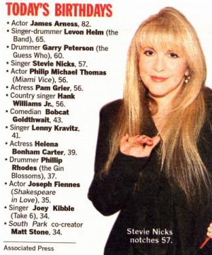 Go Back > Gallery For > How To Dress Like Stevie Nicks