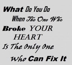 broken heart quotes and sayings break up quotes breakup quotes broken ...