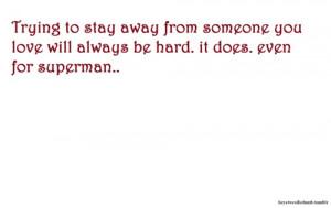 Superman Love Quotes