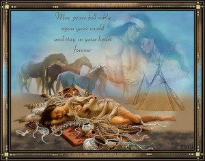 Native American comments and graphics