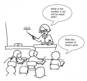Funny photos funny math class teacher equation