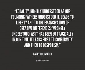Founding Fathers Quotes On Equality