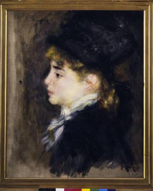 Image Pierre Auguste Renoir A Renoir Portrait dit de Margot