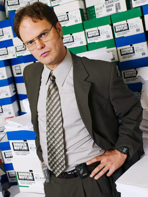 dwight schrute quotes season 4