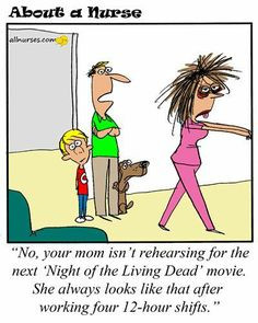 night shift nurse funny | Uploaded to Pinterest