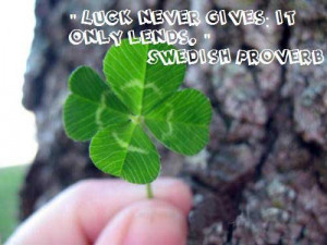 Best Luck Image Quotes And...