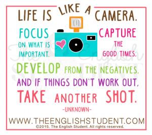 ... quote, inspirational quotes, ESL vocabulary, ESL teaching ideas, ELL