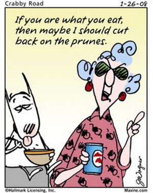 Seven Classic Maxine Cartoons