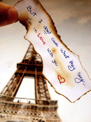 bleeding love, eiffel tower, frasi, paris