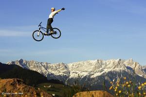 Mountain Bike Jumps